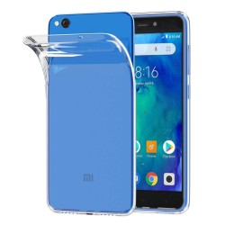 Funda Gel Tpu Fina Ultra-Thin 0,5mm Transparente para Xiaomi Redmi Go