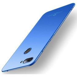 Carcasa Funda Dura Completa marca MSVII para Xiaomi Mi 8 Lite color Azul