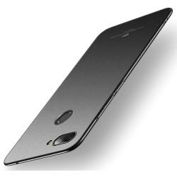 Carcasa Funda Dura Completa marca MSVII para Xiaomi Mi 8 Lite color Negra