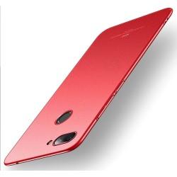Carcasa Funda Dura Completa marca MSVII para Xiaomi Mi 8 Lite color Roja