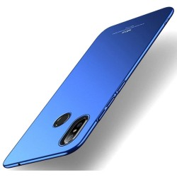 Carcasa Funda Dura Completa marca MSVII para Xiaomi Mi Mix 3 color Azul