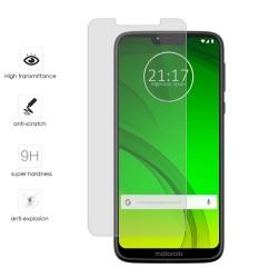 Protector Cristal Templado para Motorola Moto G7 Power Vidrio