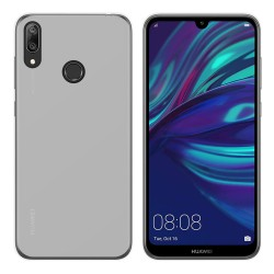 Funda Gel Tpu para Huawei Y7 2019 Color Transparente