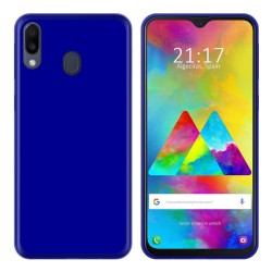 Funda Gel Tpu para Samsung Galaxy M20 Color Azul