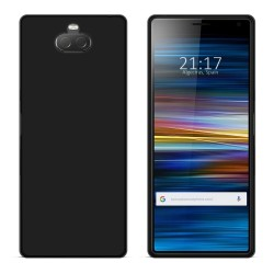 Funda Gel Tpu para Sony Xperia 10 Color Negra