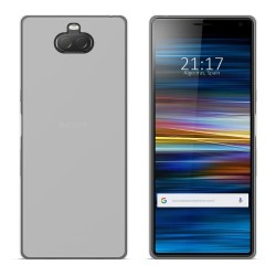 Funda Gel Tpu para Sony Xperia 10 Color Transparente
