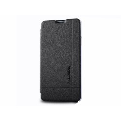 Funda Flip Piel Negra Kalaideng Iceland Samsung Galaxy Note 3 N9000