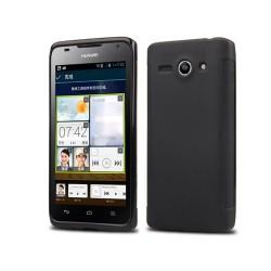 Funda Gel Tpu Mate Negra para Huawei Ascend Y530