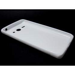 Funda Gel Tpu Mate Blanca para Huawei Ascend Y530