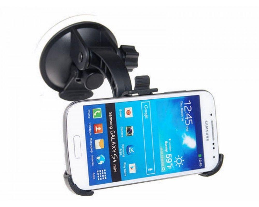 Soporte Coche 360º para Samsung Galaxy S4 Mini I9190 / I9195 Car Holder
