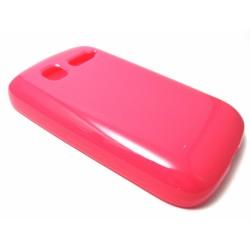 Funda Gel Tpu Alcatel One Touch Pop C1 / Orange Yomi Color Rosa