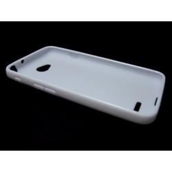 Funda Gel Tpu para Lg L65 D280N / Lg L70 D320N Color Blanca