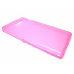 Funda Gel Tpu Sony Xperia M2 Aqua Color Rosa
