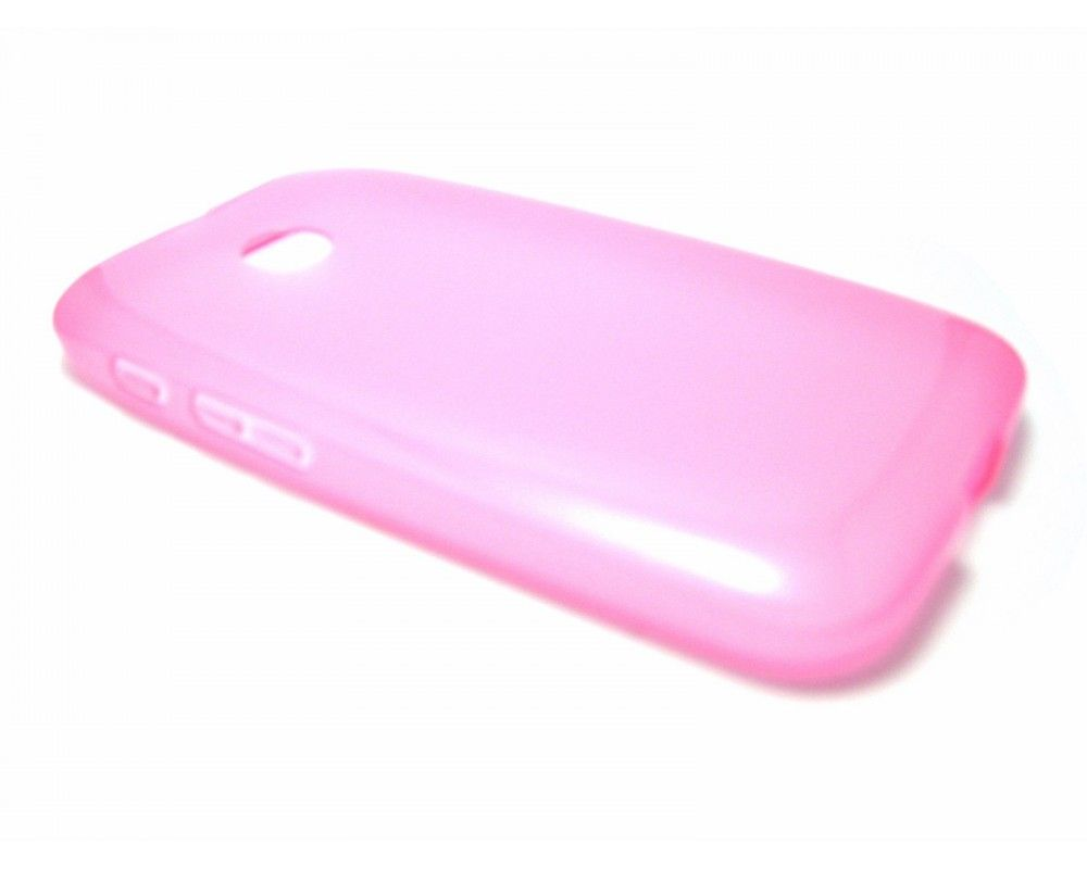 Funda Gel Tpu  Motorola Moto E Color Rosa