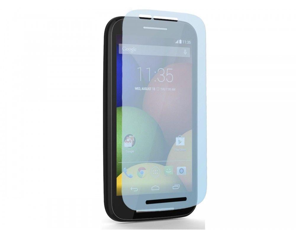 3 X Protector Pantalla Ultra-Transparente Motorola Moto E