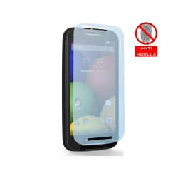 3 X Protector Pantalla Mate Antihuellas (Anti-Glare) Motorola Moto E