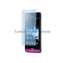 3 X Protector Pantalla Sony Xperia Miro St23I