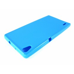Funda Gel Tpu para Huawei Ascend P7 Color Azul