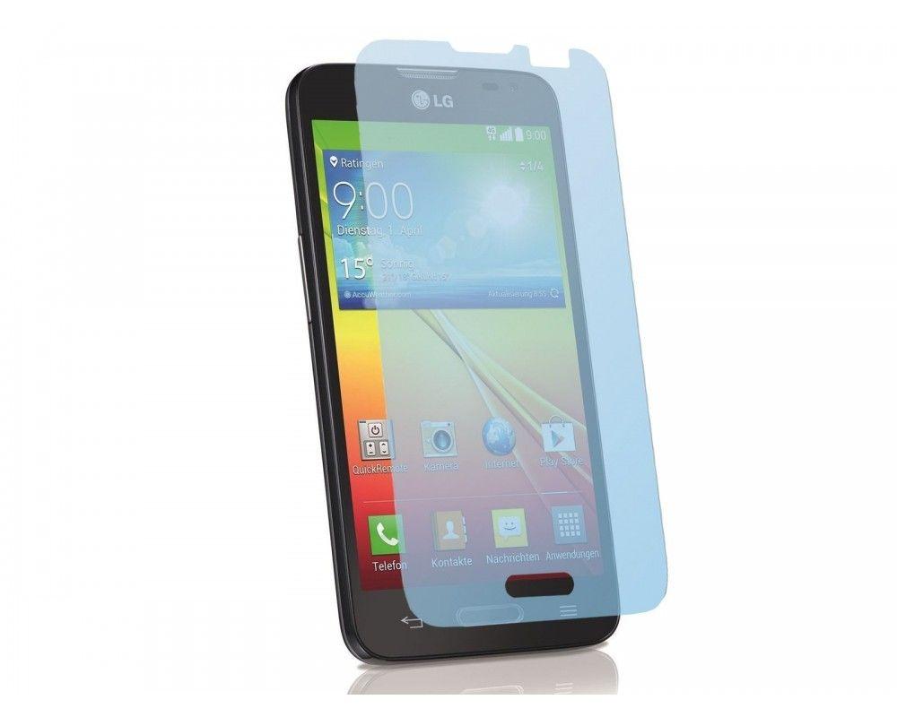 3 X Protector Pantalla Ultra-Transparente Lg Optimus L90 D405N