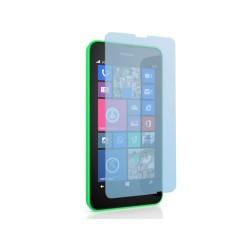 3 X Protector Pantalla Ultra-Transparente Nokia Lumia 630 / 635
