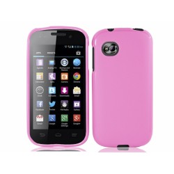 Funda Gel Tpu Zte Blade C2 Color Rosa