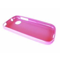 Funda Gel Tpu Zte Blade C2 Color Rosa
