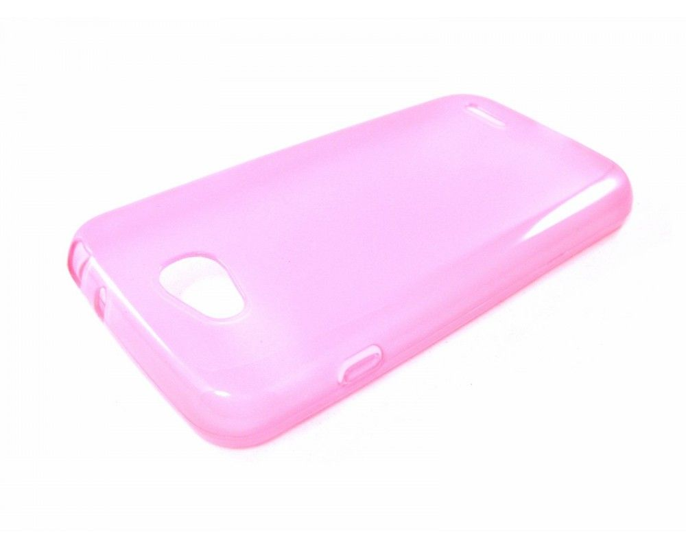 Funda Gel Tpu Lg Optimus L90 D405N Color Rosa