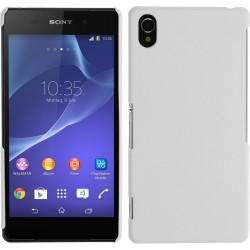 Carcasa Dura Sony Xperia Z2 Color Blanca