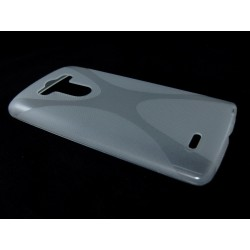 Funda Gel Tpu Lg G3 D855  X Line Color Transparente