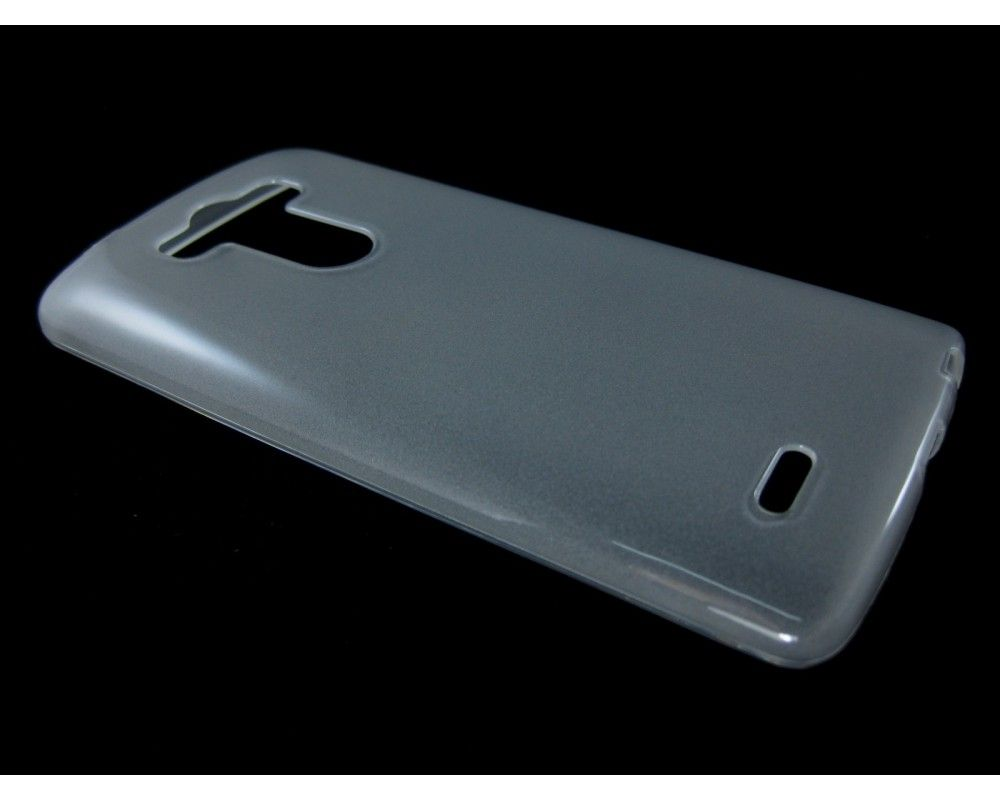 Funda Gel Tpu Lg G3 D855 Color Transparente
