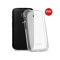 Carcasa Funda Dura Transparente Imak para Motorola Moto E