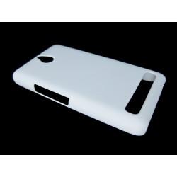 Carcasa Dura Sony Xperia E1 Color Blanca