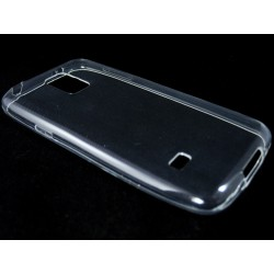 Funda Gel Tpu Fina Ultra-Thin 0,3mm Transparente para Samsung Galaxy S5 Mini G800F