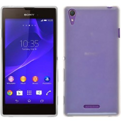 Funda Gel Tpu para Sony Xperia T3 Color Transparente