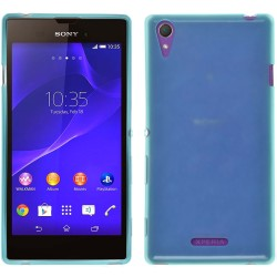 Funda Gel Tpu para Sony Xperia T3 Color Azul