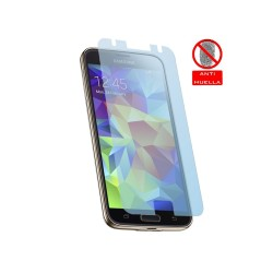 3 X Protector Pantalla Mate Antihuellas (Anti-Glare) Samsung Galaxy S5 Mini G800F