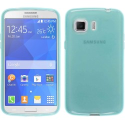 Funda Gel Tpu para Samsung Galaxy Young 2 G130H Color Azul