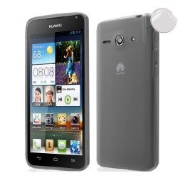 Funda Gel Tpu Fina Ultra-Thin 0,3mm Transparente para  Huawei Ascend Y530