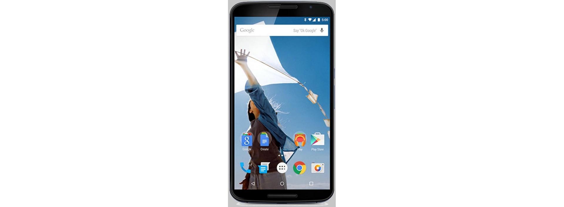 Fundas para Google Nexus 6
