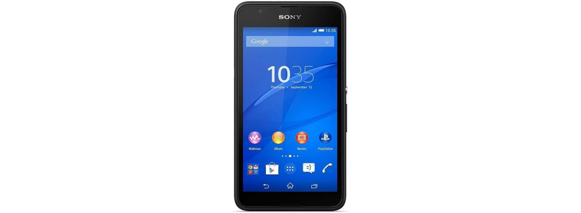 Fundas para Sony Xperia E4G