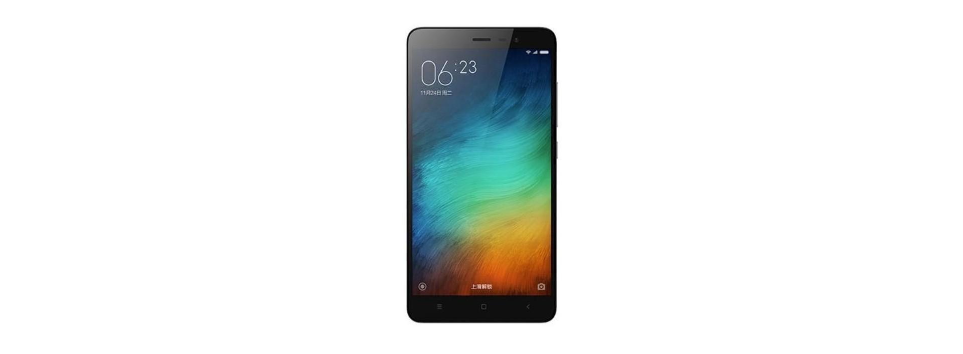 Fundas para Xiaomi Redmi Note 3 / Note 3 Pro