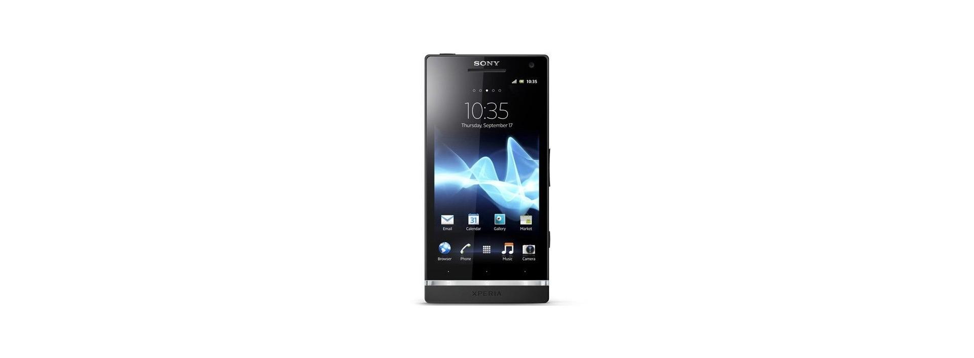 Fundas para Sony Xperia S