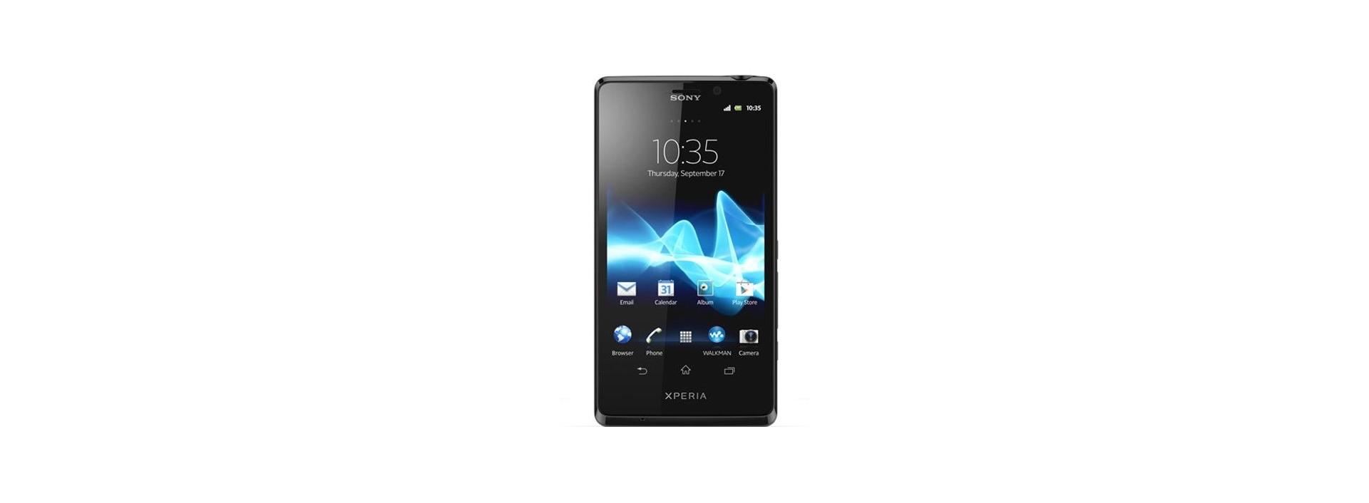 Fundas para Sony Xperia  T
