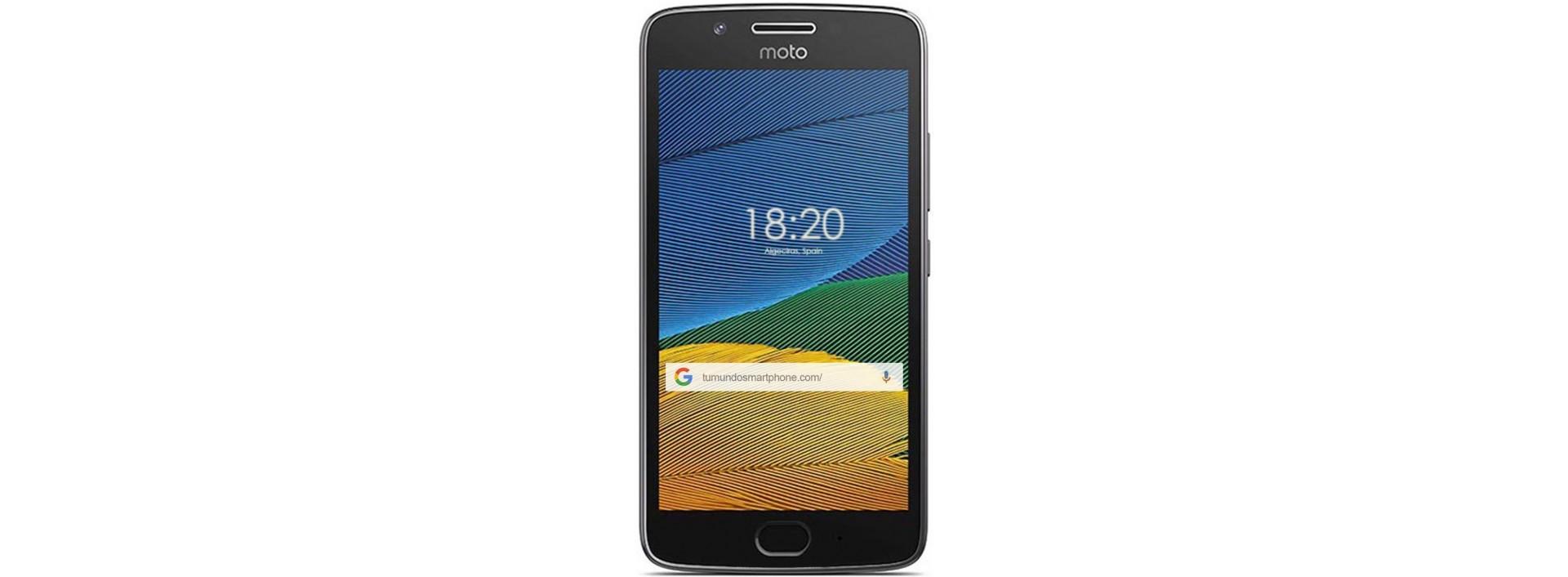 Fundas para Motorola Moto G5