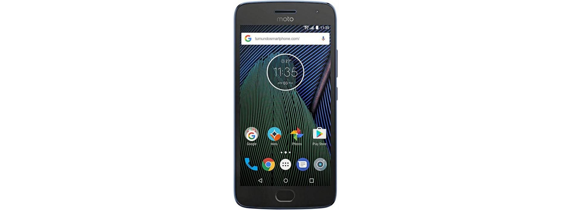 Fundas para Motorola Moto G5 Plus