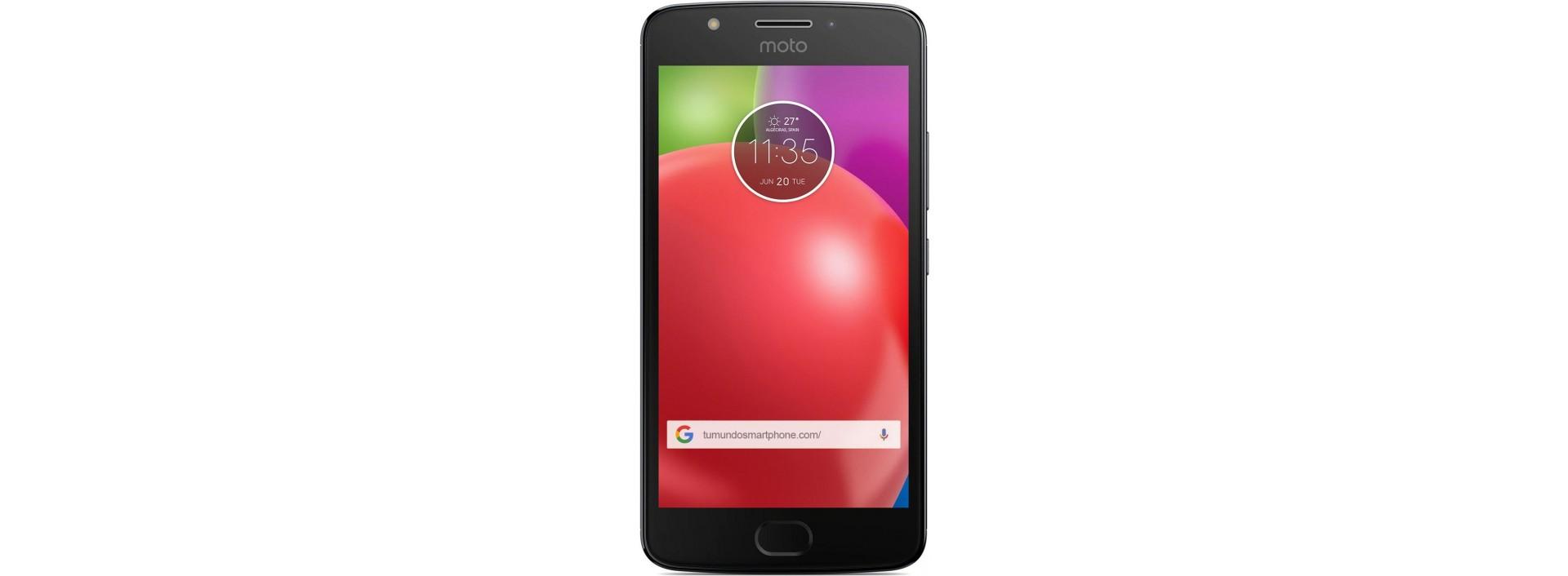 Fundas para Motorola Moto E4