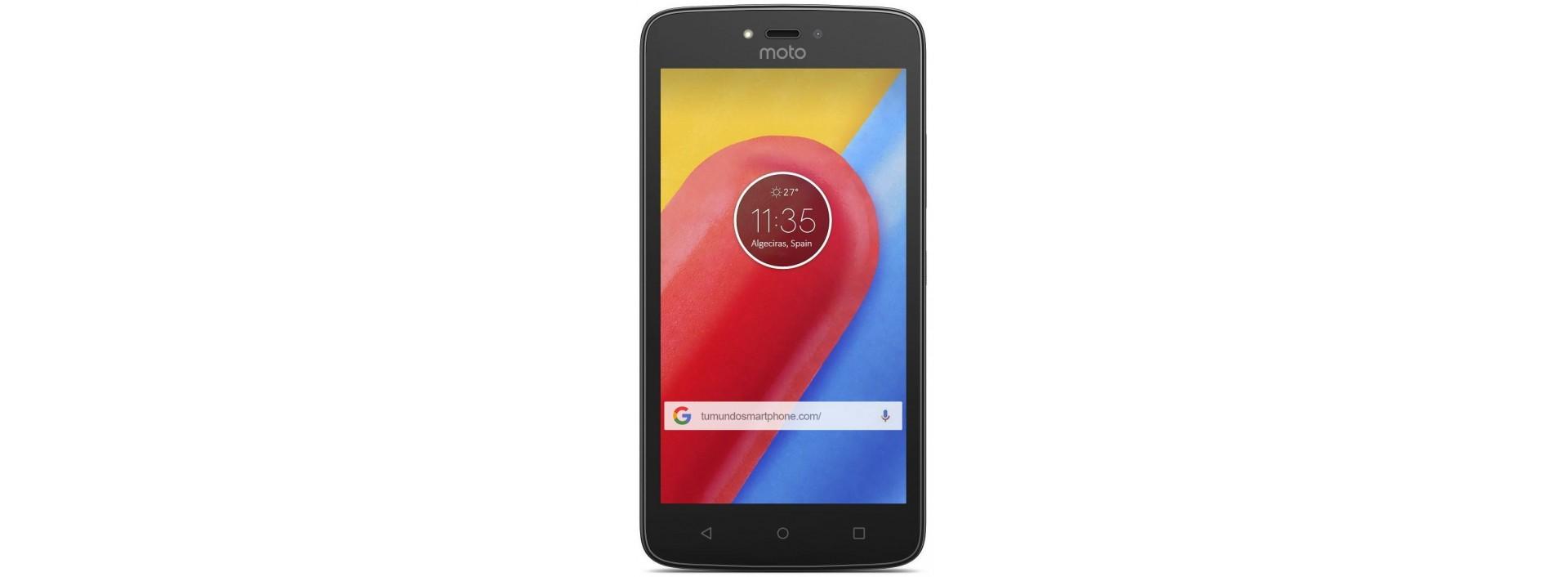 Fundas para Motorola Moto C