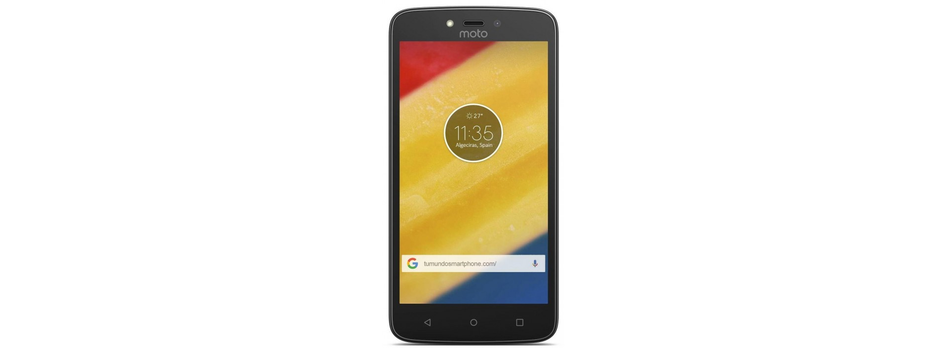 Fundas para Motorola Moto C Plus