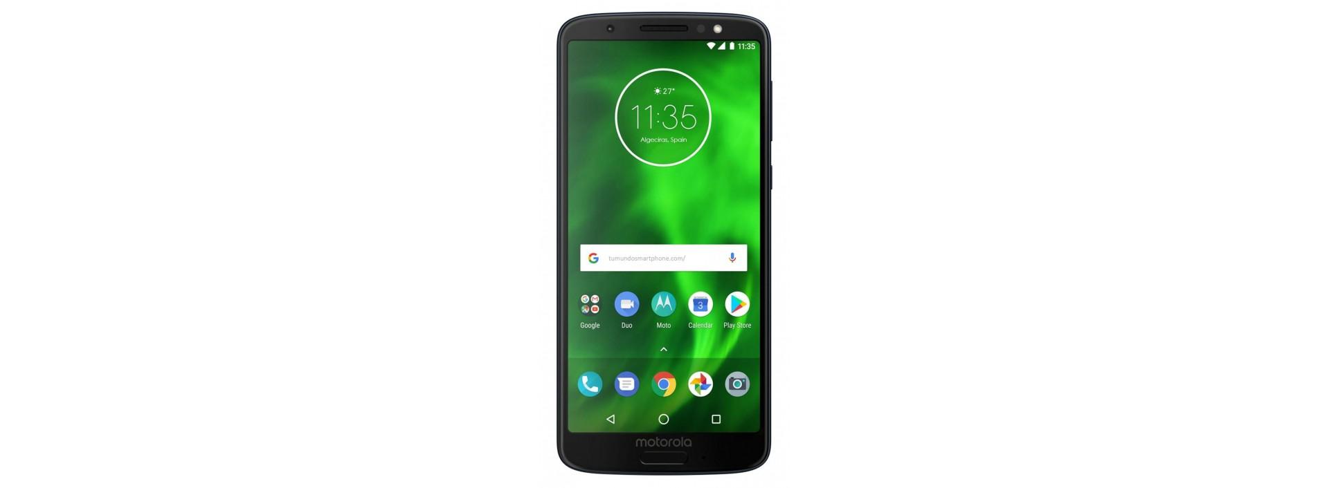 Fundas para Motorola Moto G6