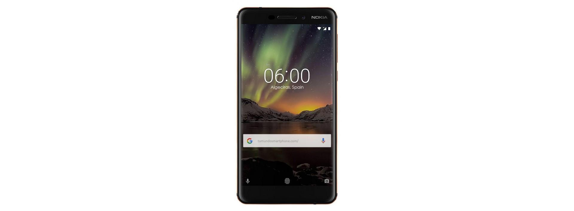 Fundas para Nokia 6.1 (2018)